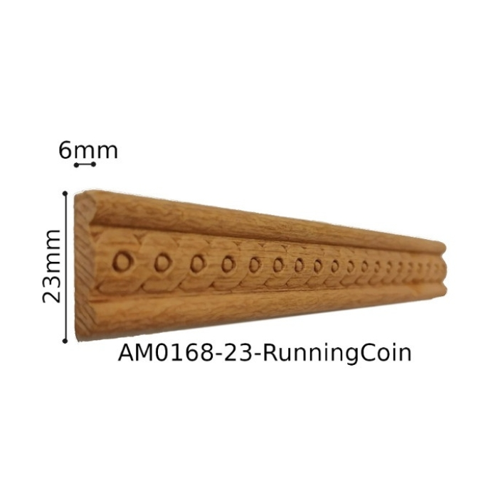 AM0168-23-RunningCoin (23x6mm)